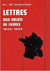thumbnail of 10. Lettres aux Oblats de France 1843-1849 with cover