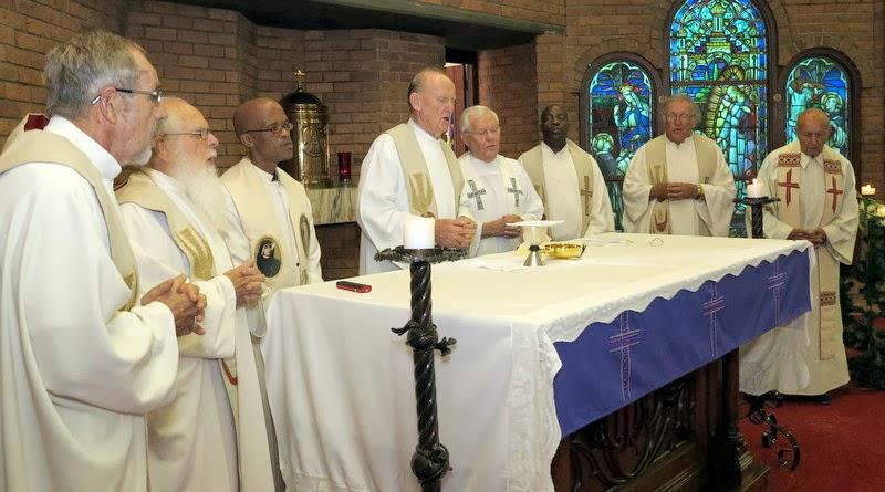 Fr Jef Belgian Missionary Oblate
