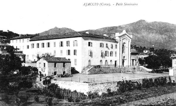 Ajaccio, petit séminaire Notre-Dame (6-6)  OMI World